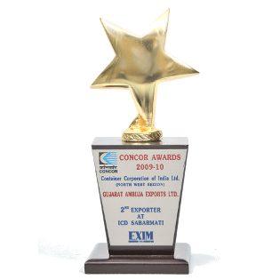 Concor Award 2009 – 10
